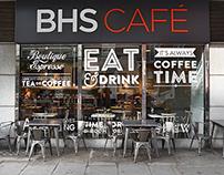 BHS Oxford Street Cafe