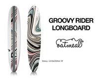 Groovy Longboard