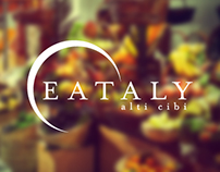 Eataly Concept Work