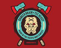 Tee Beast T-shirt Design