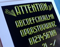 Des Deco Typeface