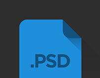 Photoshop & Illustrator File Icons