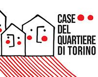 CASE DEL QUARTIERE \  unofficial logo \2014
