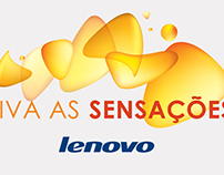 Viva as Sensações Lenovo