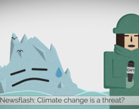 Social media and climate change