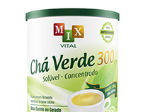 Mix Vital | Design de embalagem