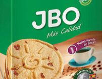 Galletas Saludables JBO