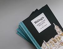 Málaga, Cuaderno de Viaje - Sketchbook