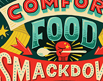 The Comfort Food Smackdown