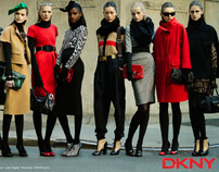 DKNY | Fall/Winter