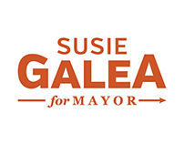Susie Galea for Mayor – Branding