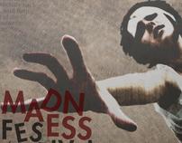 Madness Festival Event Poster