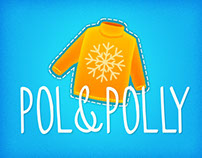Pol&Polly, children's clothing online store