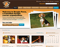 Beagle Paws Web Design and Development