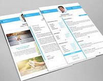 Clean and Minimal Resume Set