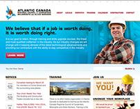 ACRC Website Design and Development