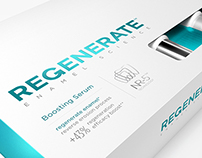 REGENERATE point of sale display