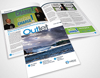 Nalcor Outlet Magazine Winter 2009