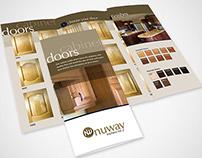 NuWay Kitchens Cabinet Doors Brochure
