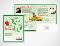 Kids Eat Smart Folder