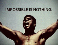 """Impossible Is Nothing."""