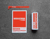 MOKACHINA—LA BODA