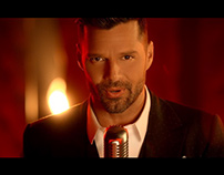 "Ricky Martin ""Adios"" Music Video"
