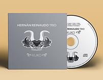 Design of Album Hernán Reinaudo Trío