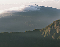 Landscapes of La Palma