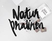 Naturpralinen - concept