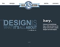 blue85design.com