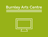 Burnley Arts Centre Website
