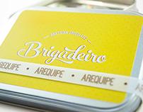 Brigadeiro / Branding & packaging project