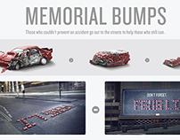 Memorial Bumps