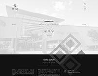 Petra Group Website