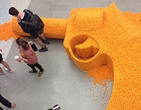 Public Art Project/ Warnning