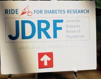 O&B JDRF Bike Ride
