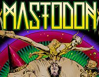 MASTODON POSTERS