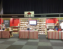 Deli Spices 2012 Huntex Convention Exhibition Stand