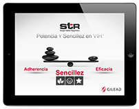 Gilead STR app
