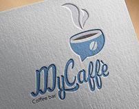 My Caffè logo design