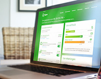 KPN personal service environment