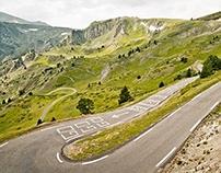 Curves Pyrenees
