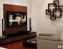 Living Area -2014 Kochi, India