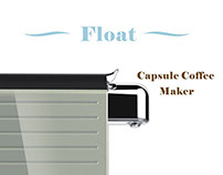 FLOAT coffee maker