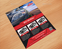 Car Sale Flyer