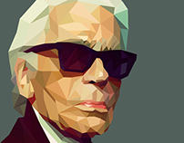 Karl-Low Poly Portrait