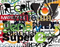 ensaiando logotipos #01