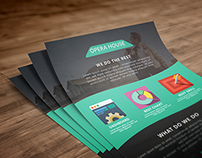 (FreeBie) Multipurpose Business Flyer