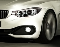BMW 4 Series F32 Coupe | CGI